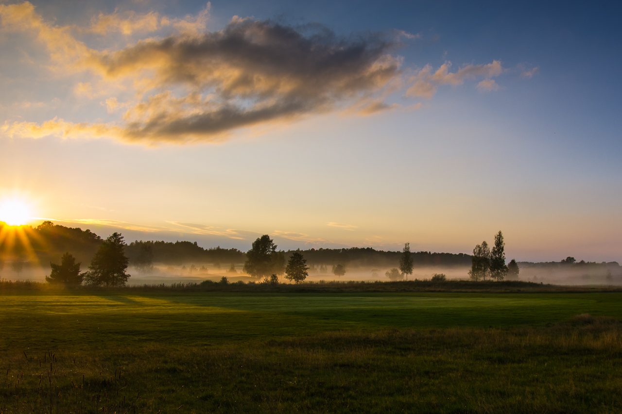 Landeryds golfbana